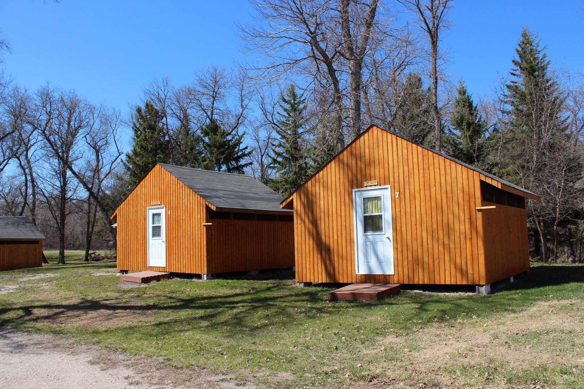 Cabins 6 & 7